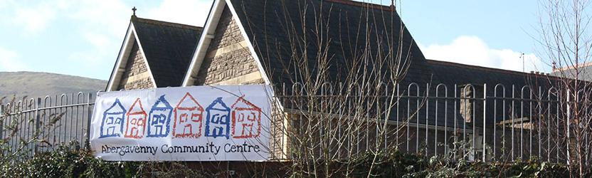 Abergavenny Community Centre - Photo Front